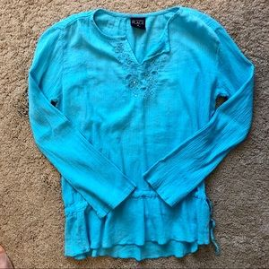 Children's Place tunic top girl's size 7/8